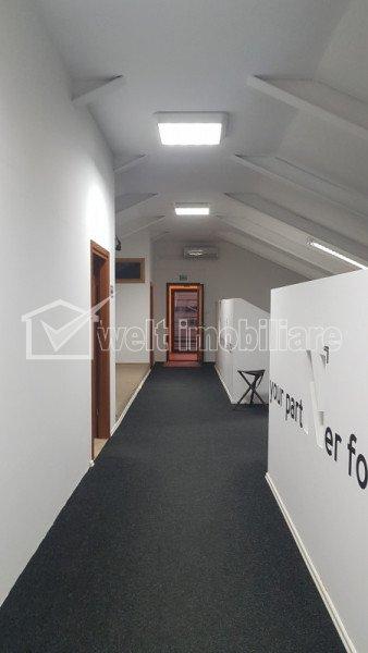 Birouri 160mp, 3 parcari, curte interioara Motilor zona Pediatrie