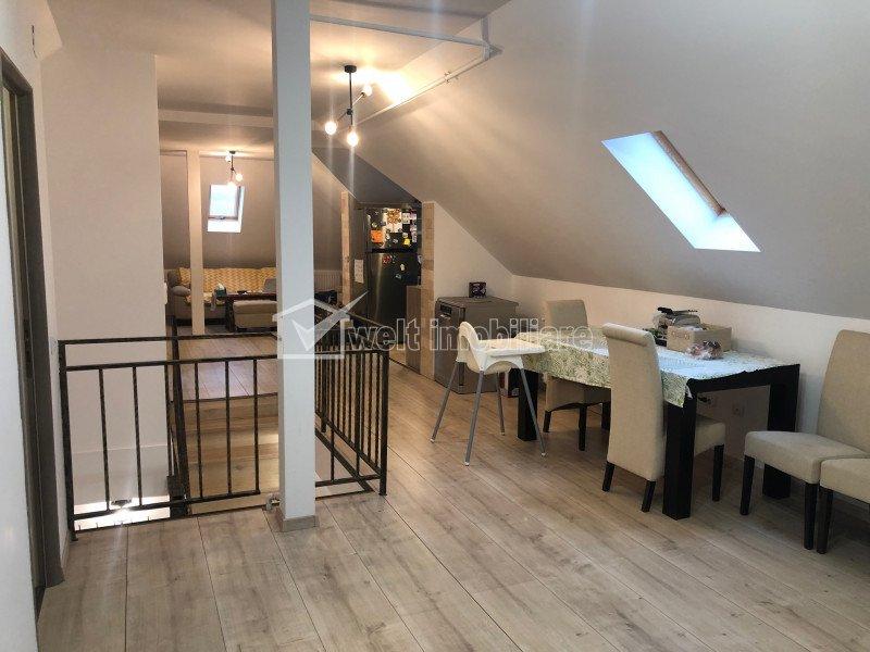 Appartement 4 chambres à vendre dans Floresti