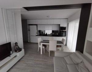 Apartament cu 3 camere, ultrafinisat, cartier Europa