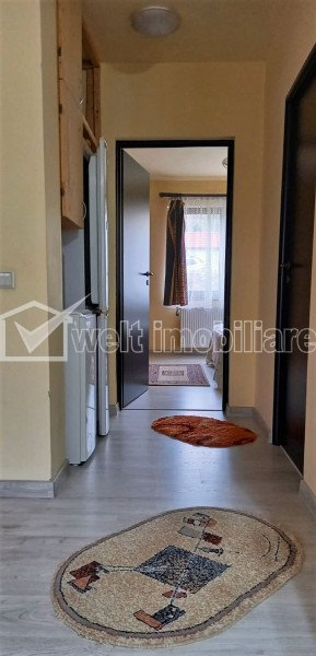 Apartament 2 camere, etaj 1, finisat, bloc nou, 2 parcari, in Baciu