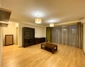 Inchiriere Apartament 3 camere, 110 mp si garaj, partial mobilat, zona Europa