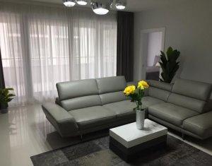 Apartament cu 3 camere, 95 mp, Vivido Residence, mobilat LUX, cu parcare proprie