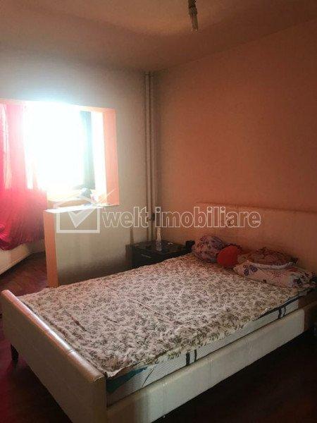 Apartament 2 camere cartier Marasti semidecomandat, utilitati in zona.