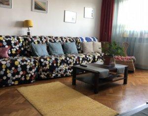 Apartament cochet cu 3 camere, panorama deosebita,  zona Grigorescu