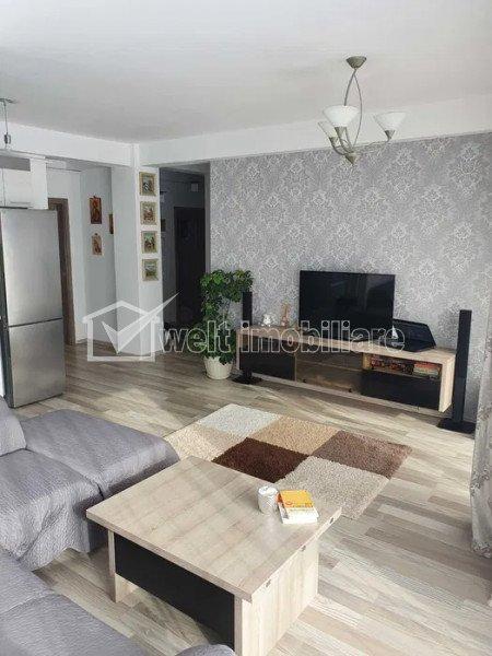 Apartament 3 cam. situat la liziera pădurii Făget-Mănăștur