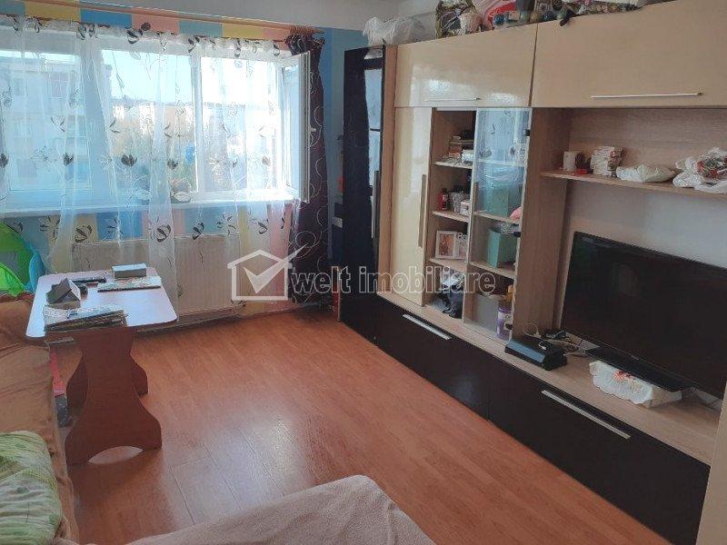 Apartament 2 camere, decomandat, finisat si mobilat, Intre Lacuri