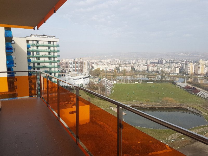Apartament cu 2 camere, 48 mp, zona Iulius Mall in Viva City Residence