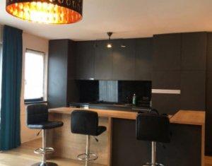 Apartament cu 2 camere, 45 mp, zona Buna Ziua, mobilat modern, cu loc de parcare