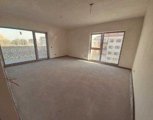 Apartament 2 camere decomandate 56 mp + 10 mp balcon, Borhanci