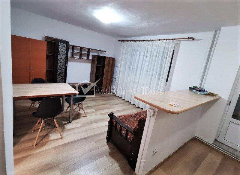 Apartament 3 camere, decomandat, renovat, finisat, in Manastur