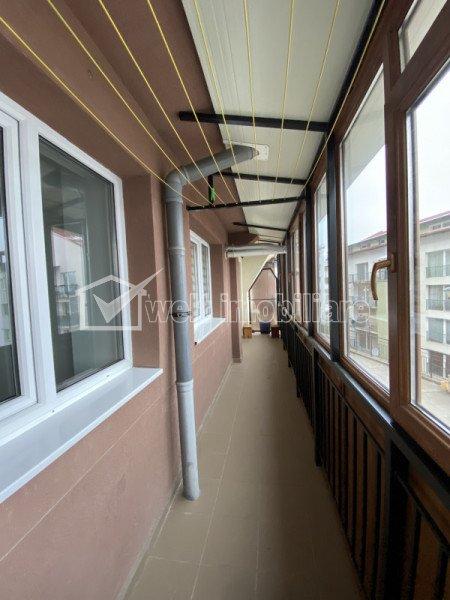 Apartament 3 camere, cu garaj, situat in Manastur, zona Edgar Quinet