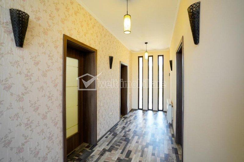 Casa 5 camere, 280 mp utili, Lux, Sannicoara, constructie 2017