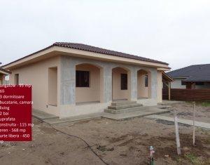 Ház 4 szobák eladó on Jucu De Sus