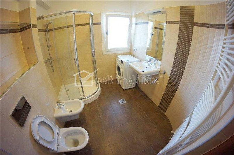 Apartament de lux cu 4 camere - 120mp, imobil mic, garaj, Andrei Muresanu