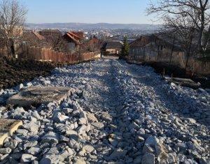 Terrain à vendre dans Cluj-napoca, zone Dambul Rotund