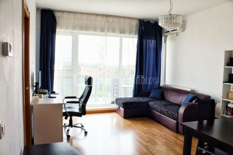 Apartament cu 2 camere, 40mp, zona Gherogheni in Viva City, PET FRIENDLY