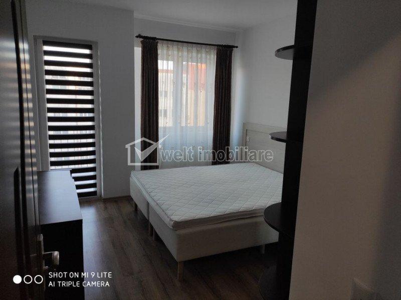 Apartament cu 2 camere, 45mp, zona Iris, mobilat modern