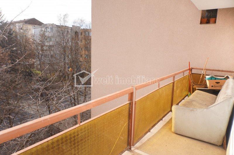 Apartament cu 2 camere, 56mp, zona Gheorgheni, cu garaj