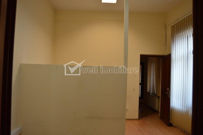 Inchiriere casa individuala, 604 mp, centru, zona strazii Sextil Puscariu