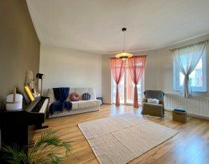 Apartament 1 camera, 41,8 mp, balcon, etaj 2 din 3, parcare subterana, Buna Ziua