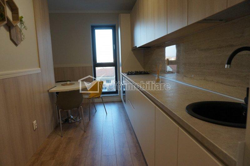 Apartament cu 2 camere, 65mp, zona Gheorgheni, cu parcare subterana, LUX
