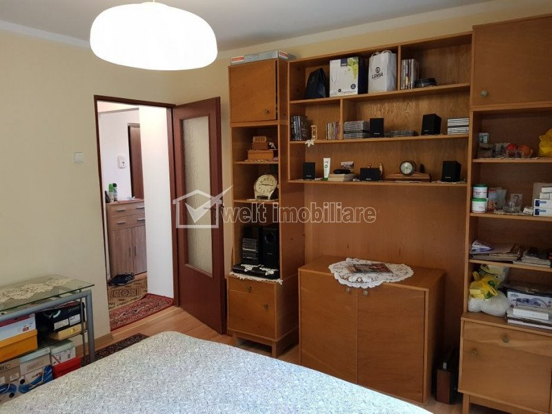 Vanzare apartament 2 camere, etaj intermediar, Intre Lacuri, finisat