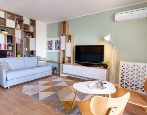 Vanzare apartament 2 camere, finisat lux, 59 mp, parcare si boxa, Scala Center