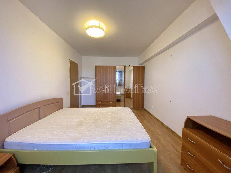 Inchiriere apartament 2 camere foarte spatios, Calea Dorobantilor, garaj