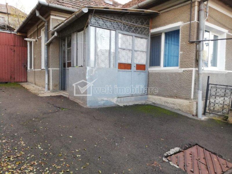 Casa individuala de vanzare in Gruia, zona linistita
