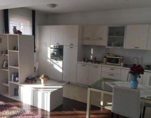 Apartament cu 2 camere, zona Bonjour Residence, terasa, parcare subterana