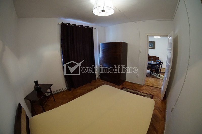Inchiriere 2 camere, central, zona Litere. finisat, pet friendly