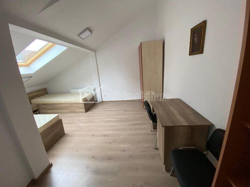Apartament cu o camera la mansarda, 36mp, 10 min de USAMV