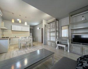 Vanzare apartament cu 2 camere bloc nou, Dorobantilor, 48 mp, mobilat si utilat