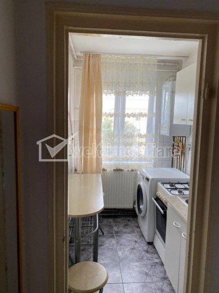Apartament 2 camere 35 mp, mobilat+utilat, Manastur
