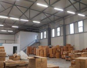 Espace Industriel à louer dans Cluj-napoca, zone Gruia