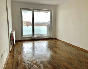 Apartament cu 2 camere, bloc nou, 53 mp, Buna Ziua, zona Grand Hotel, finisat