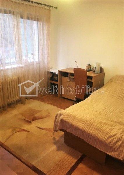 Apartament 2 camere, etaj 1, finisat, mobilat, utilat, in Gheorgheni