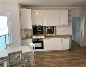 Apartament 3 camere finisat, mobilat, utilat, parcare, Buna Ziua