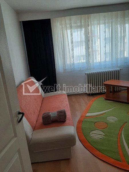 Apartament 3 camere, 57mp, decomandat, Manastur