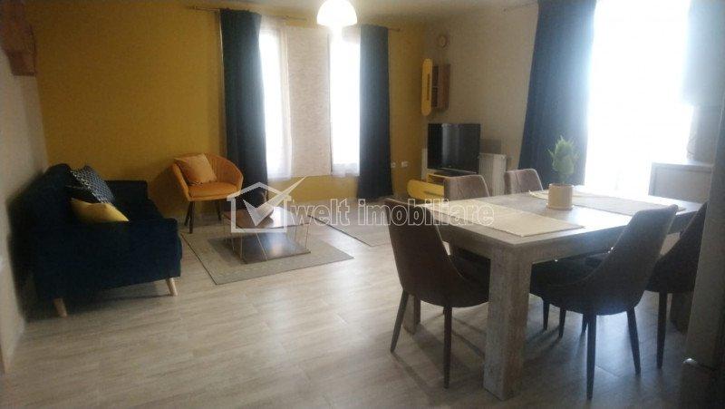 Apartament cu 3 camere, 2 balcoane, loc de parcare, Europa