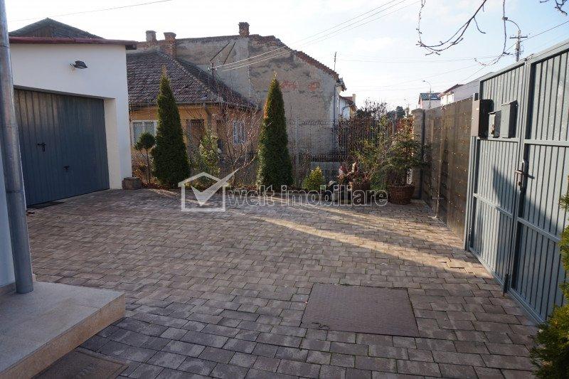 Casa 4 camere, 75 mp, zona Gheorgheni cu garaj si curte
