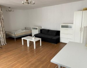 Apartament cu 1 camera, 55mp, zona centrala mobilat modern