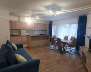 Bloc nou, apartament 3 camere 78 mp, mobilat si utilat, Mărăști