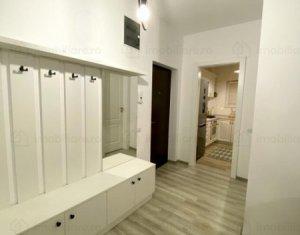 Apartament 2 camere 56 mp + 30 mp gradina, parcare, Borhanci