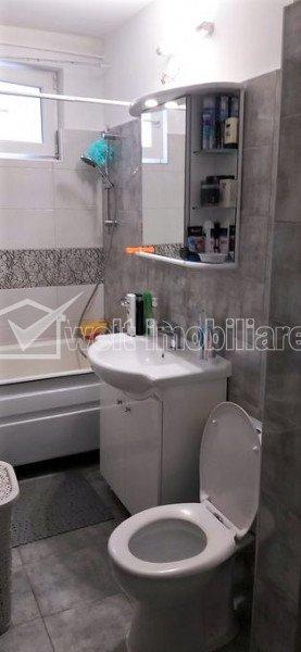 Apartament cu 2 camere, 48 mp, finisat, zona Iulius Mall