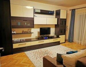 Apartament 3 camere 63 mp, 2 balcoane, parcare, Marasti