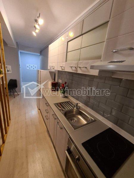 Apartament 3 camere la cheie, bloc cu lift, zona Terra