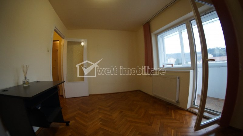 Apartament cu 3 camere, 2 bai, 2 balcoane, zona  de case,Grigorescu