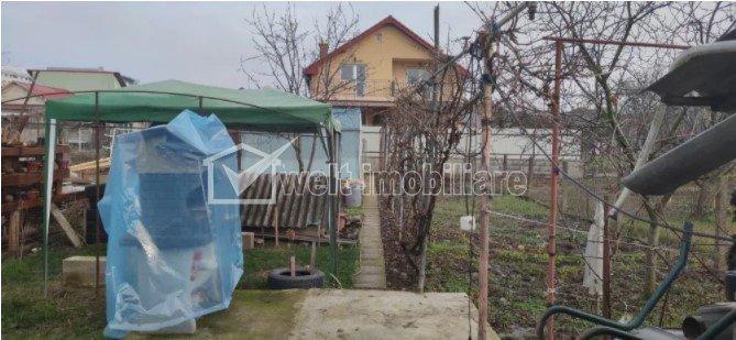Casa in cartierul Someseni, teren generos de 509 mp