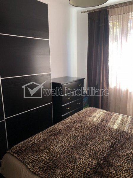 Apartament 3 camere, 60 mp, mobilat modern, zona Garii